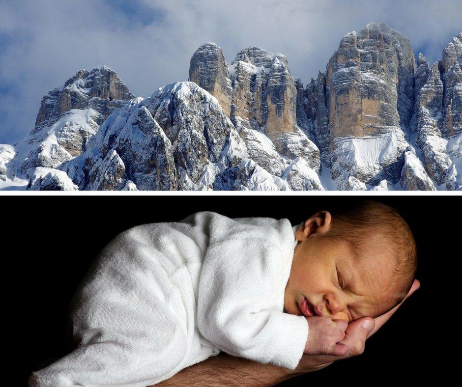 altitudine neonati