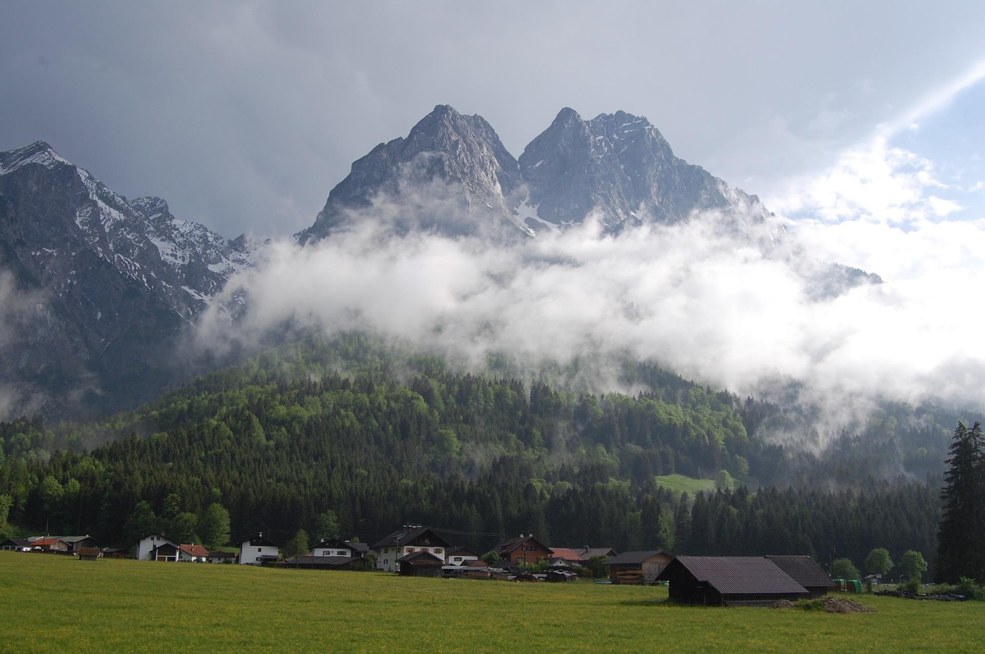 Gravidanza in Montagna