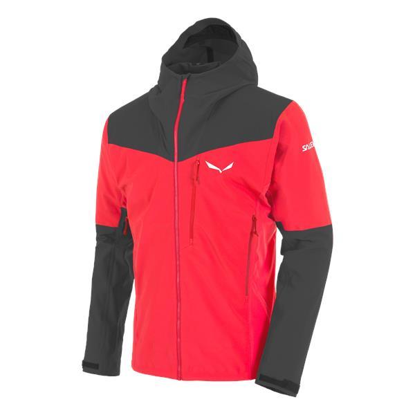 Ciaspolare: giacca anti-vento