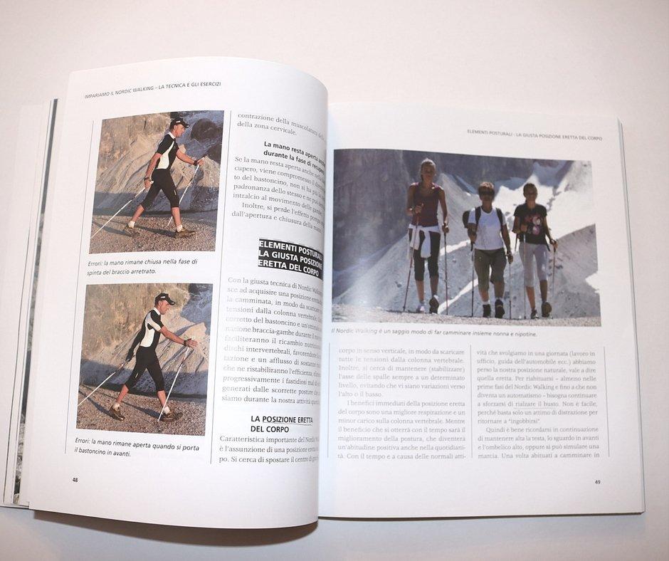 Nordic Walking: esercizi