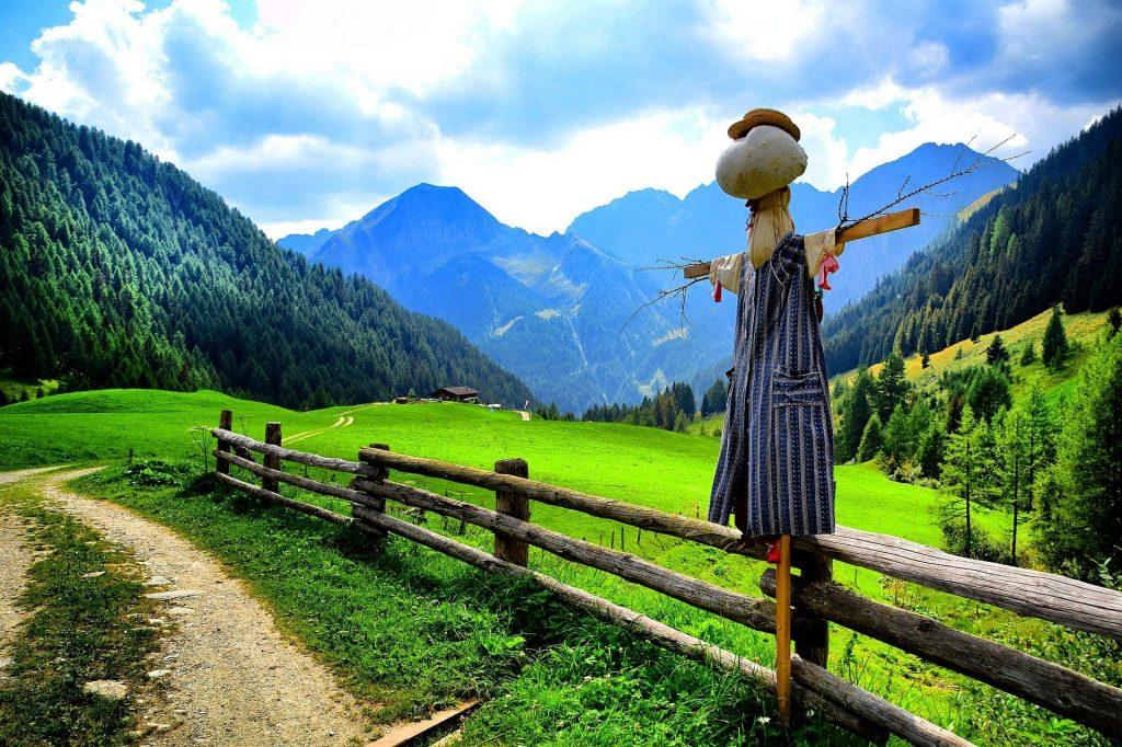 Escursioni con passeggino Alto Adige: dove