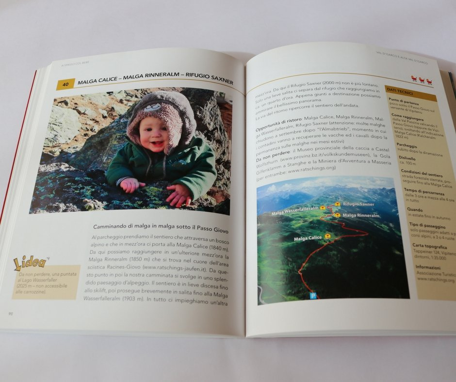 Escursioni con passeggino Alto Adige: informazioni