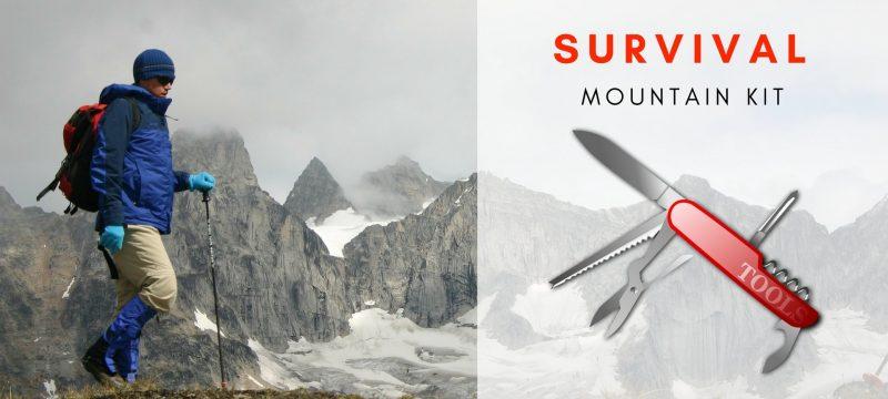 Kit Sopravvivenza Montagna