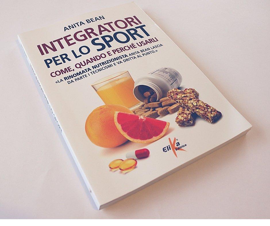 A Integratori sportivi: Il libro