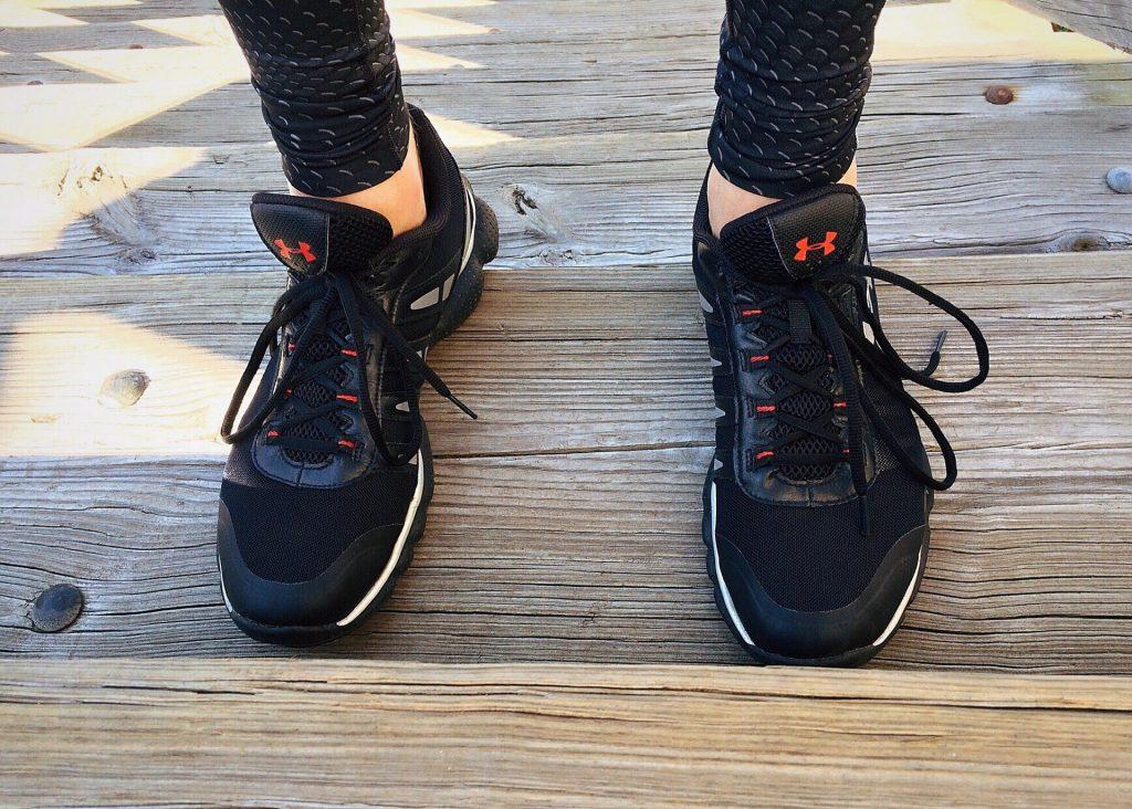 Camminata Veloce: postura allenamento