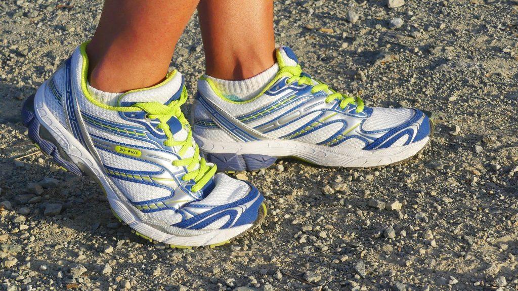 Camminata Veloce: scarpe