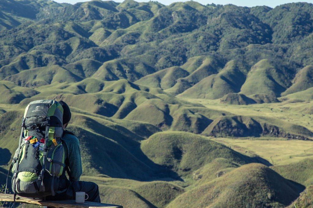 Equipaggiamento escursionismo: zaino