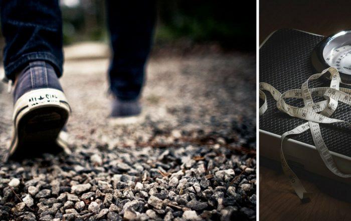Camminare fa dimagrire