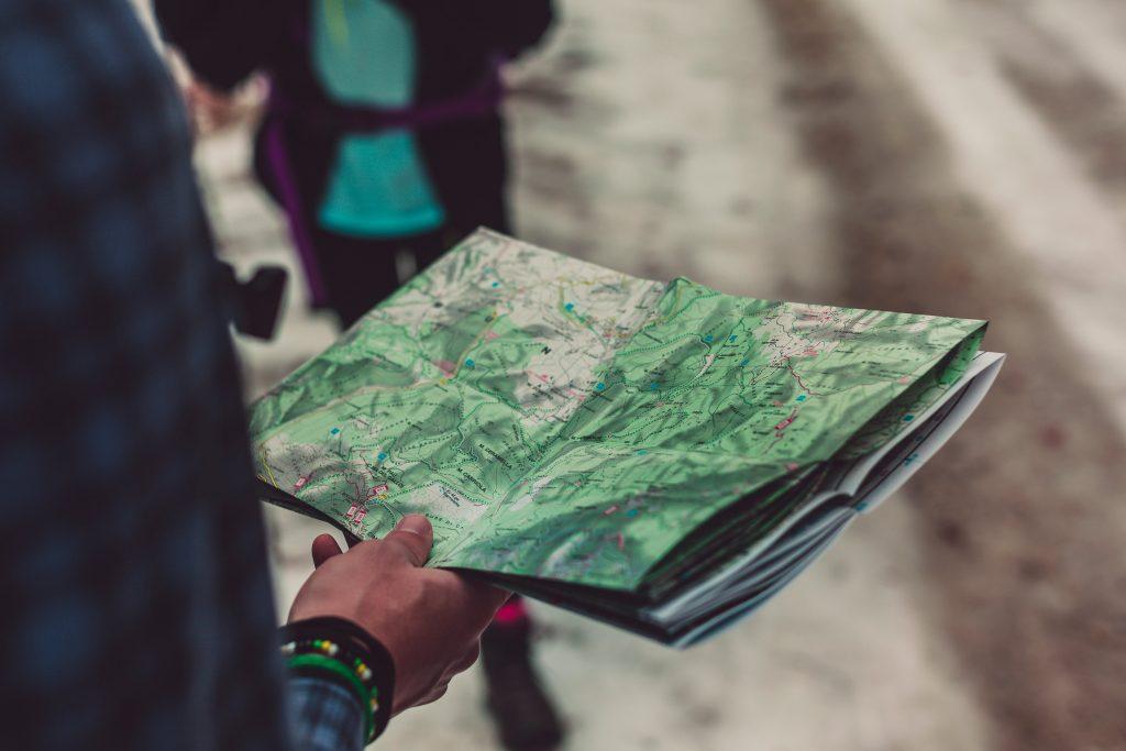 Leggere una Carta Topografica: Scala