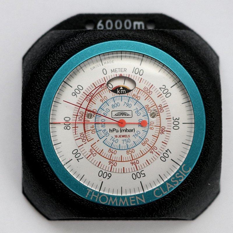 Come si misura l'altitudine in Montagna