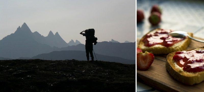 Alimentazione in Montagna