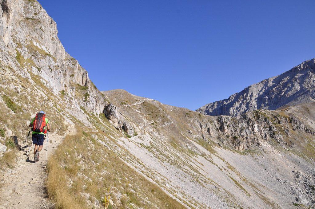 Bastoncini Trekking: come si utilizzano