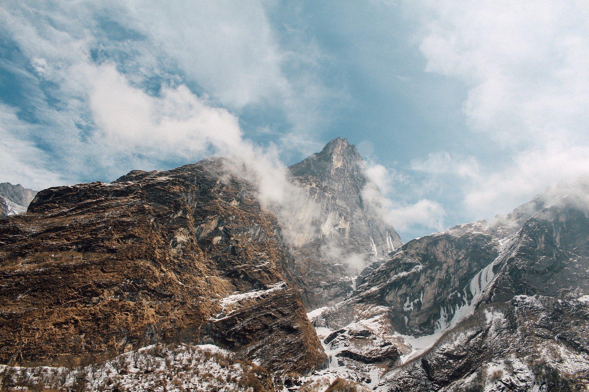 Alimentazione in Montagna e Zero Termico