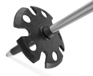 Bastoncini per Ciaspole: rotella