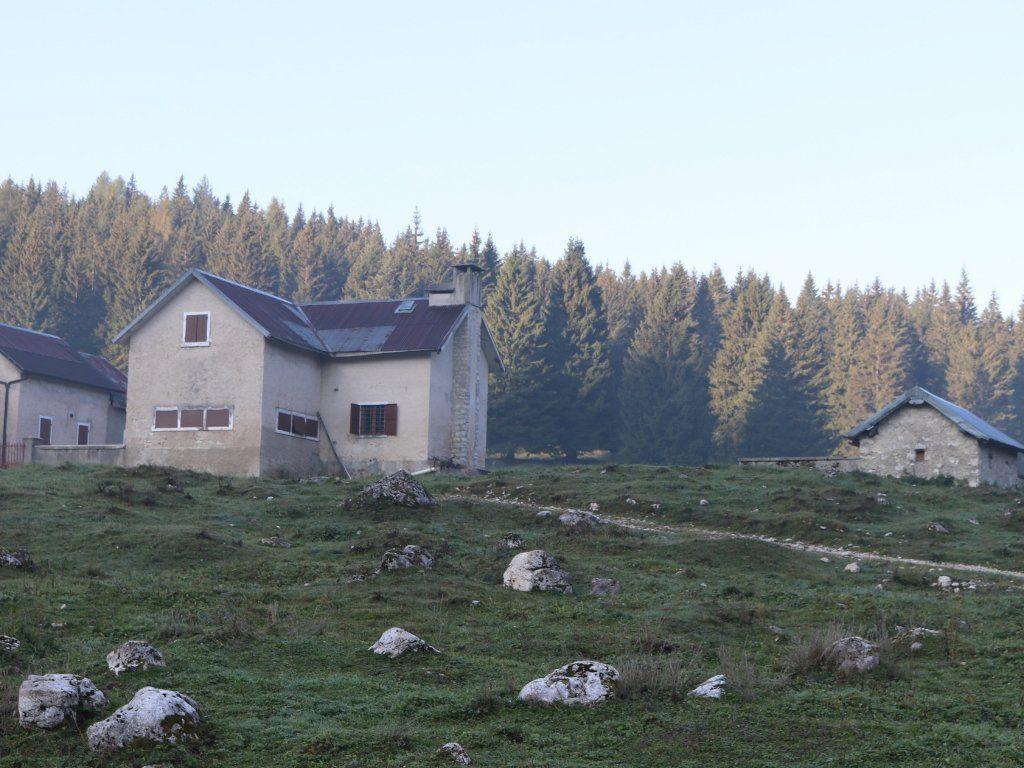 Monte Verena: Casara Campovecchio