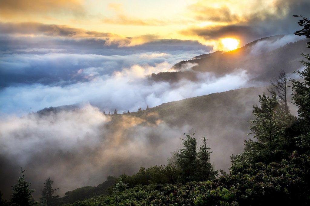 Organizzare escursione in montagna