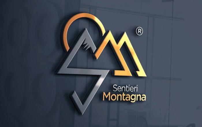 SENTIERI MONTAGNA: Logo Ufficiale