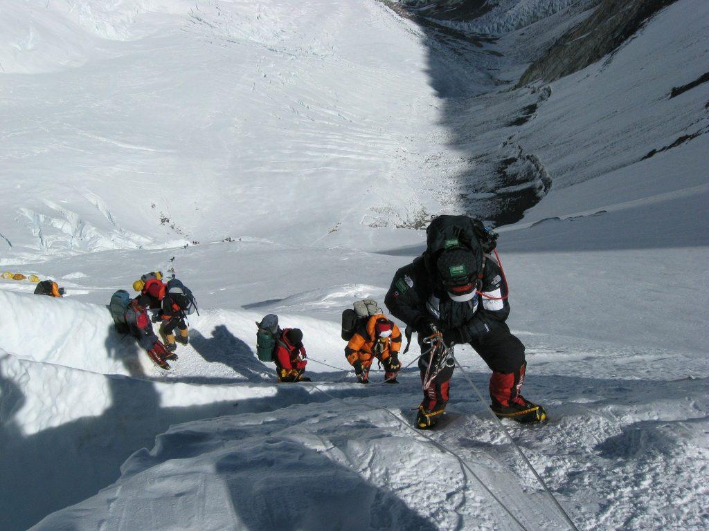 Pericolo Congelamento in Montagna