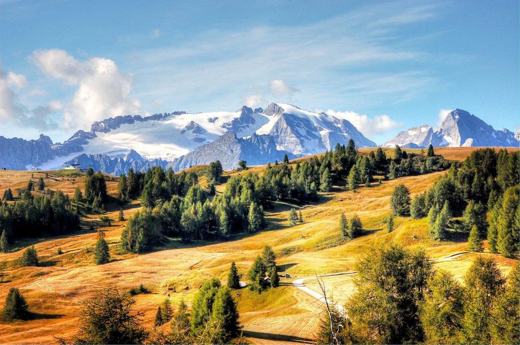 Camminare in Montagna: comportamento
