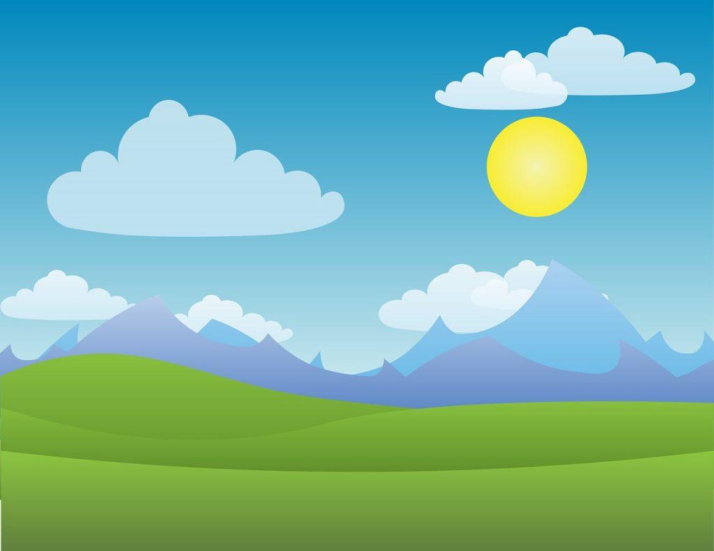 Camminare in Montagna: previsioni meteo