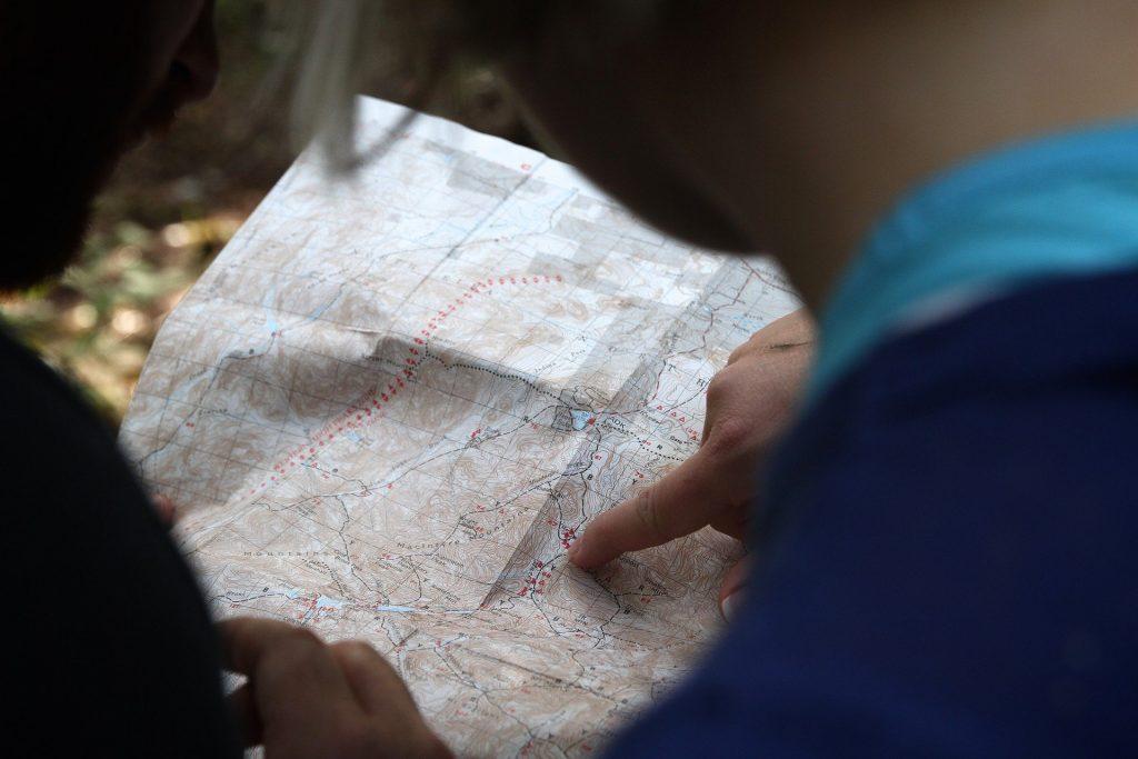 Camminare in Montagna: pianificazione