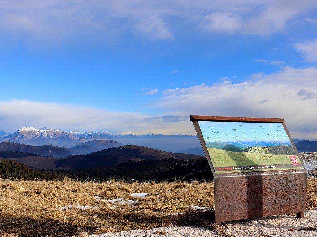 Monte Fior: panorama