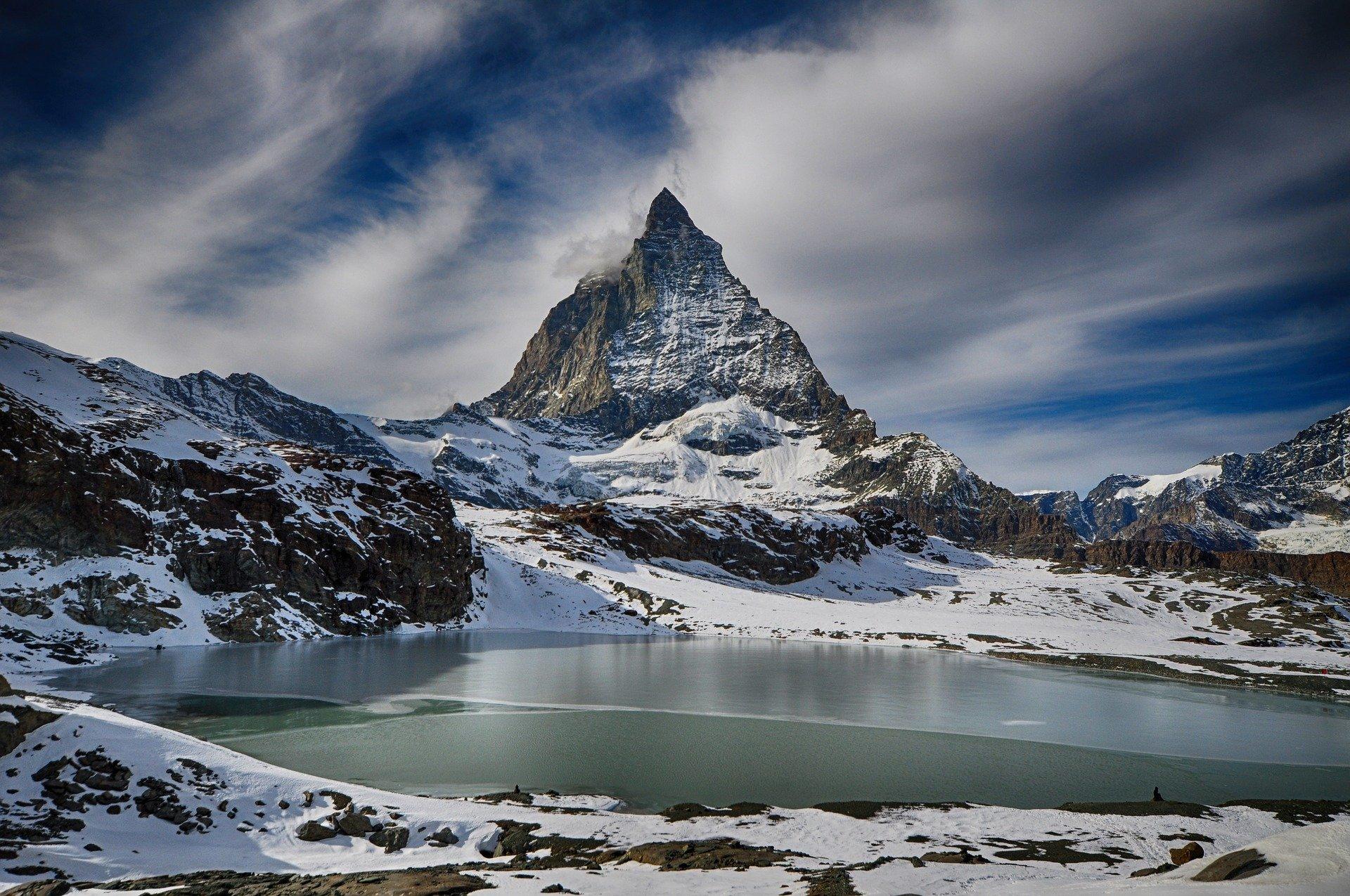 allenamento per escursione in montagna