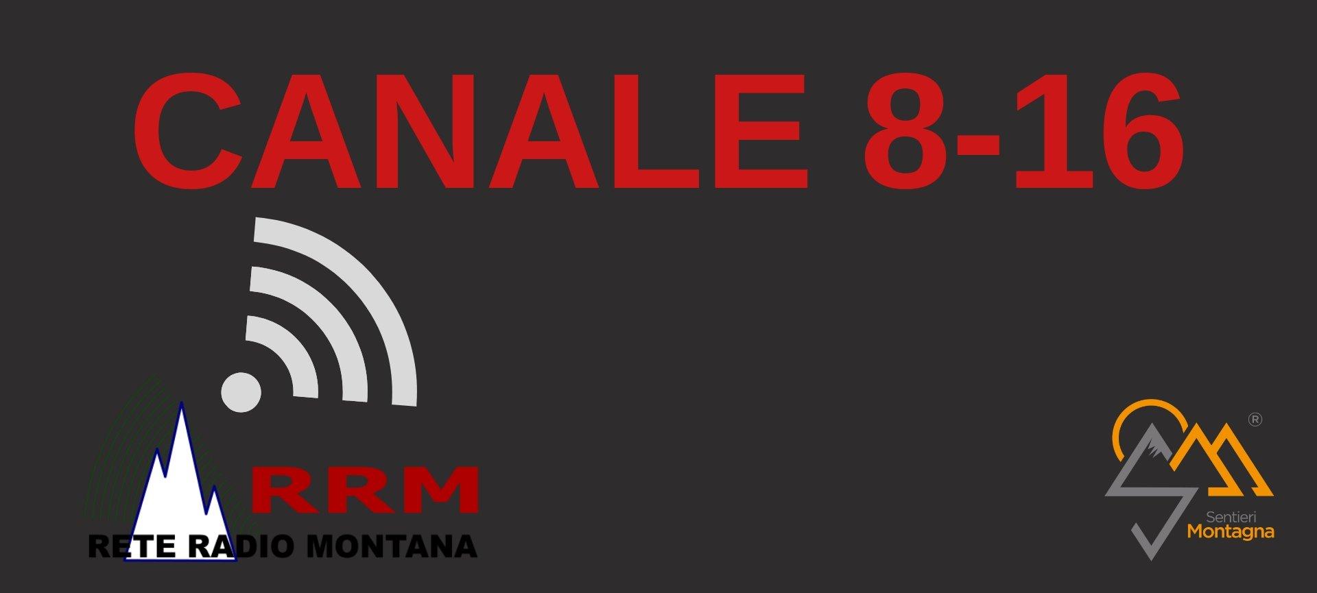 frequenza rete radio montana