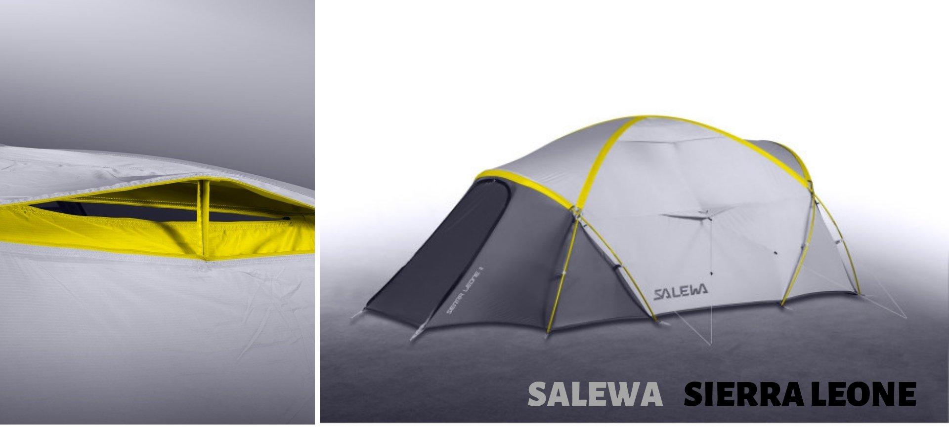 Quale tenda da Trekking