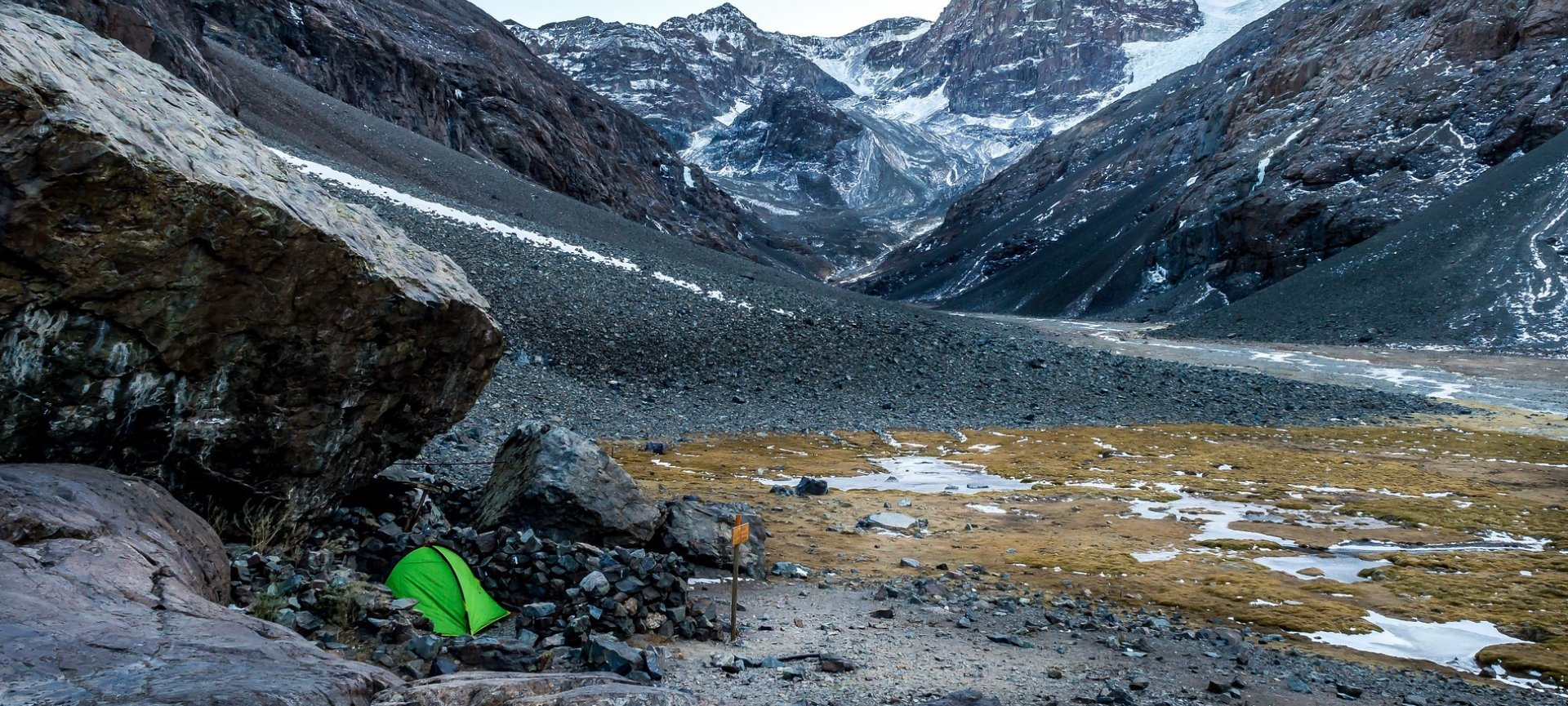 Scegliere tenda da trekking