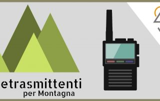 Ricetrasmittenti per Montagna