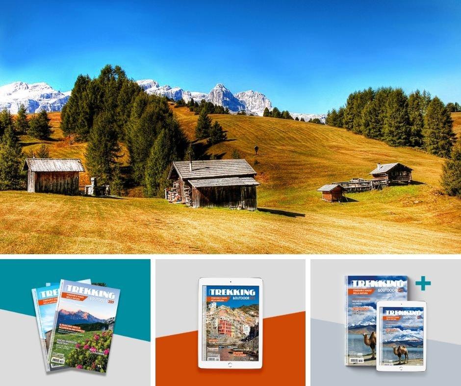 rivista del trekking