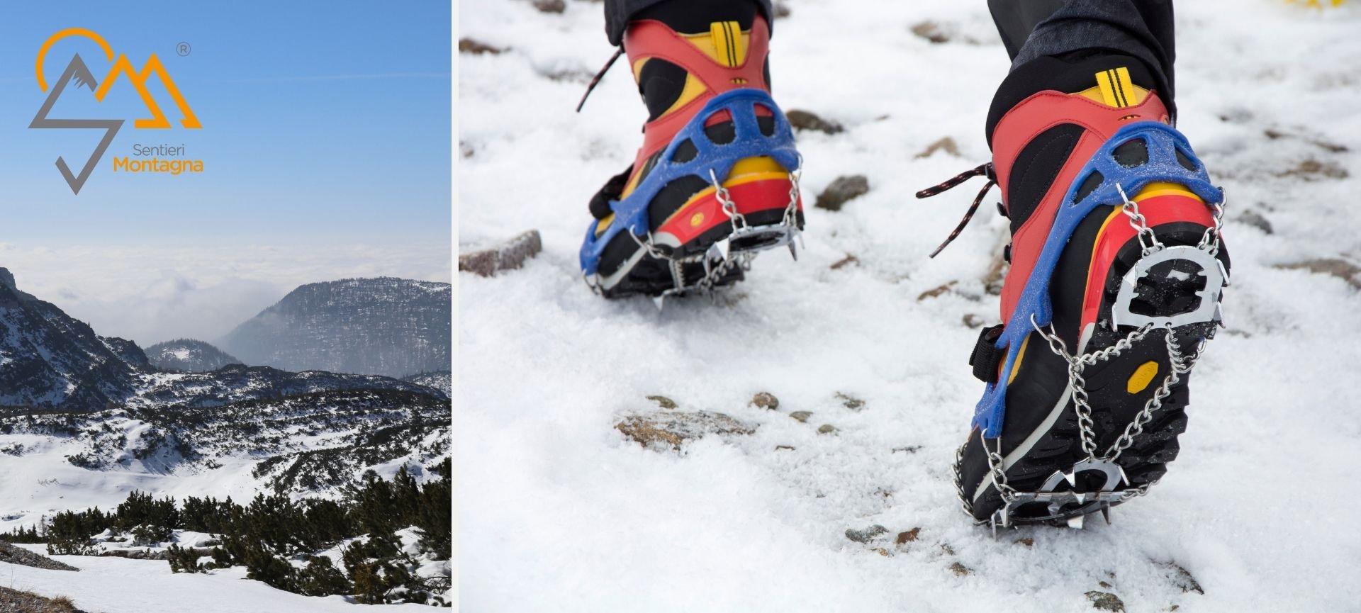 attrezzatura trekking invernale