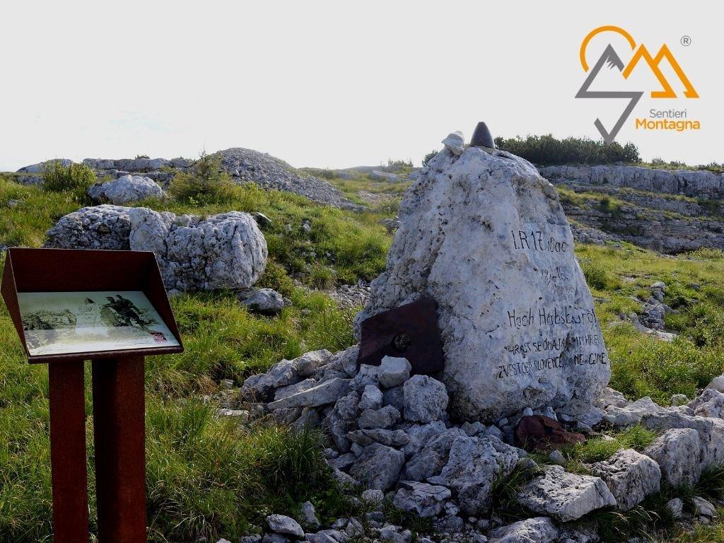 monte chiesa asiago sentiero cai
