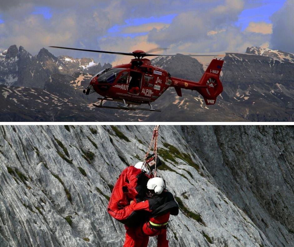 primo soccorso in montagna libro