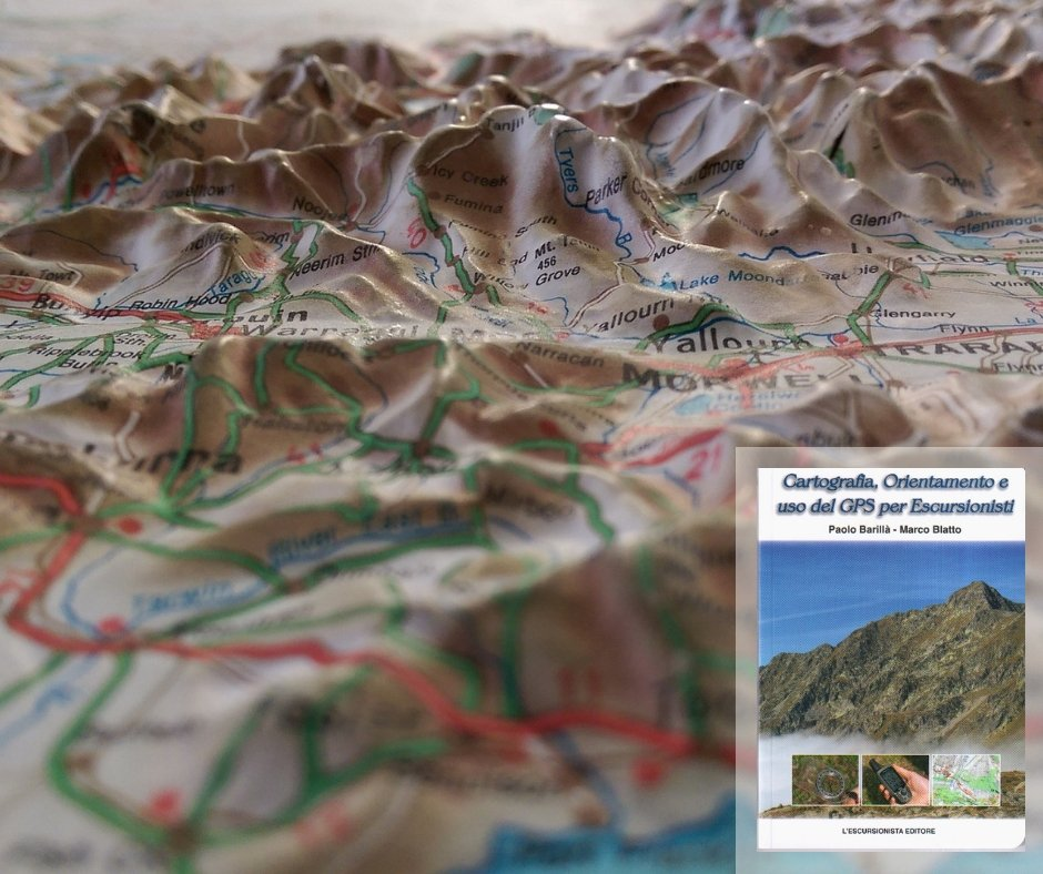 cartografia e orientamento libro