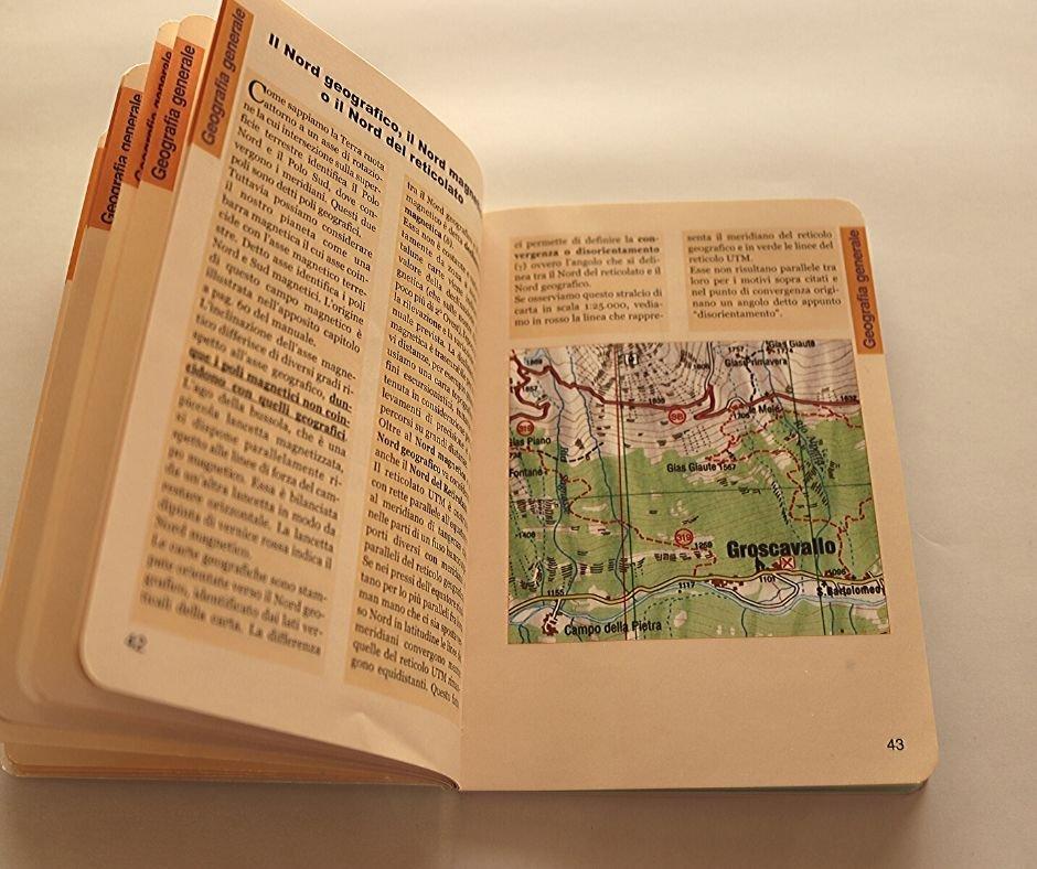 libro cartografia e orientamento