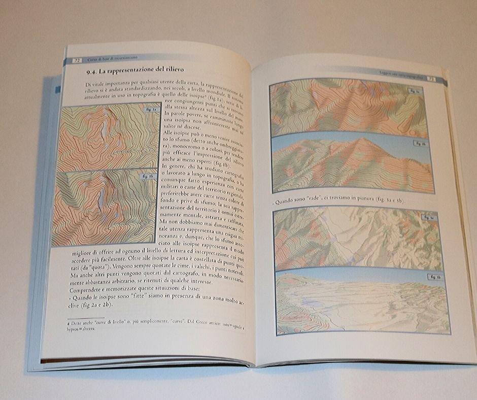 manuale per escursionismo