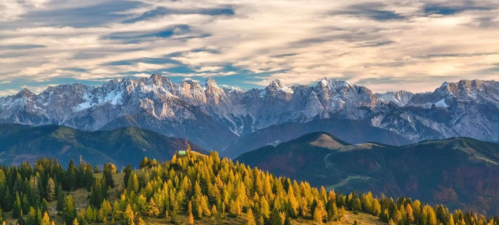 Allenamento in Montagna