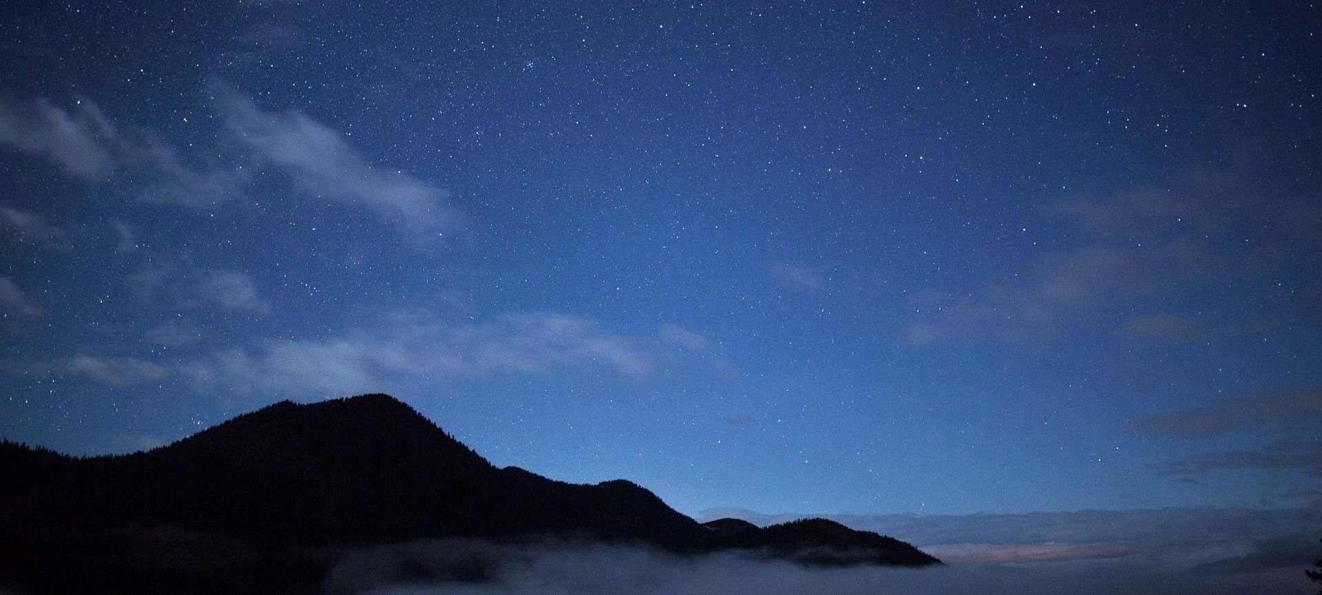 trekking in notturna
