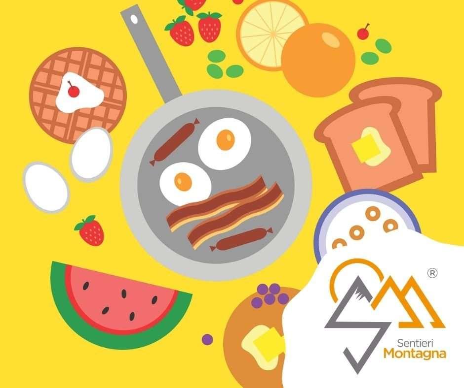 cibo da portare in montagna